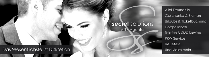 Alibi-Agentur Secret Solution